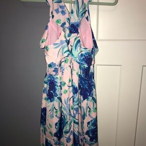 Lilly Pulitzer Rory Dress Pink Tropics Sweet Pea 2